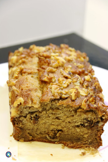 Banana Walnut Cake 香蕉核桃蛋糕