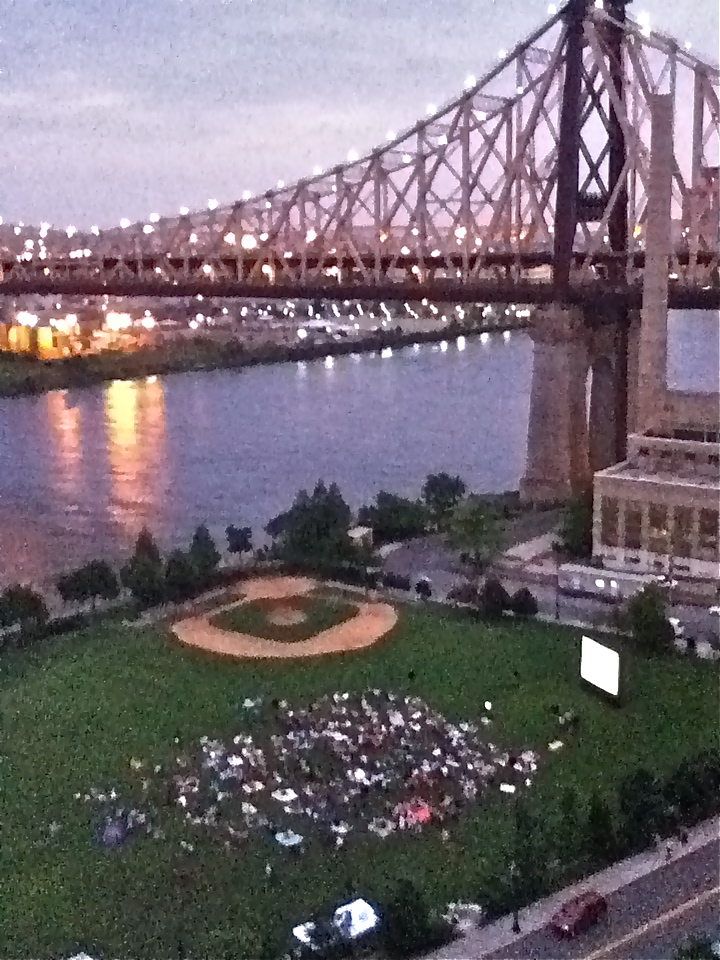 Roosevelt Island Summer Movies