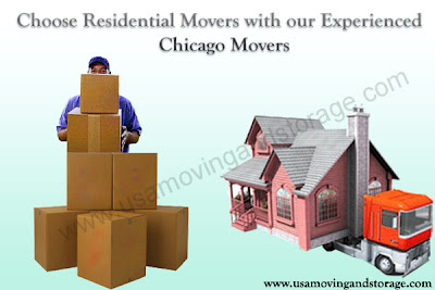 Residential Movers in Chicago