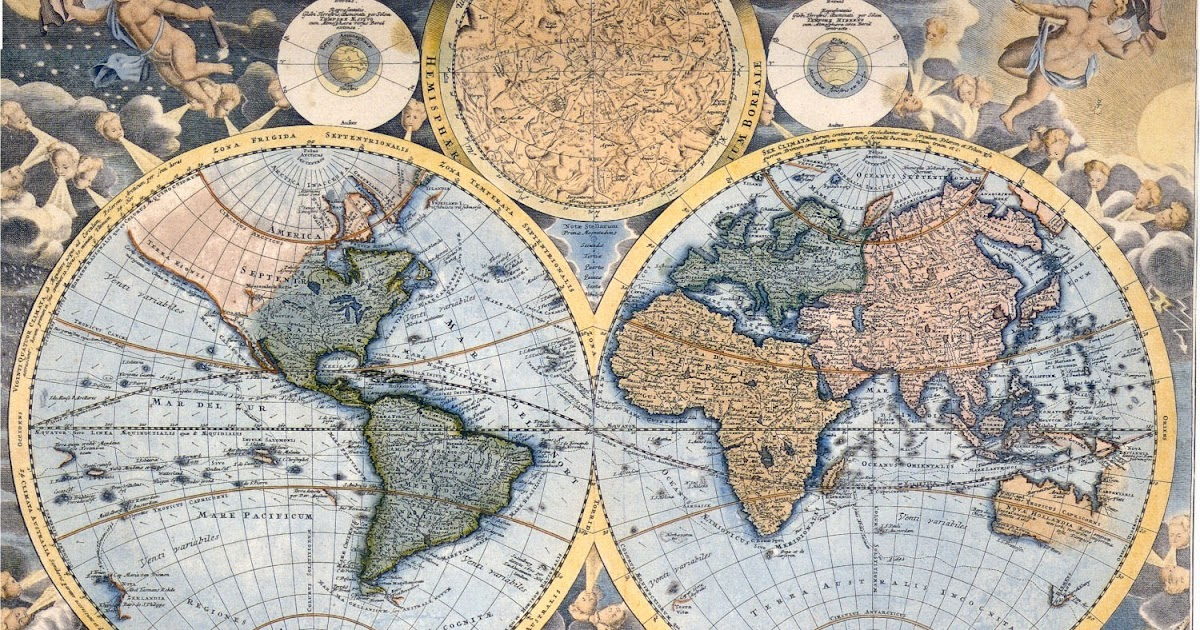 15 world map wallpaper - photo #36