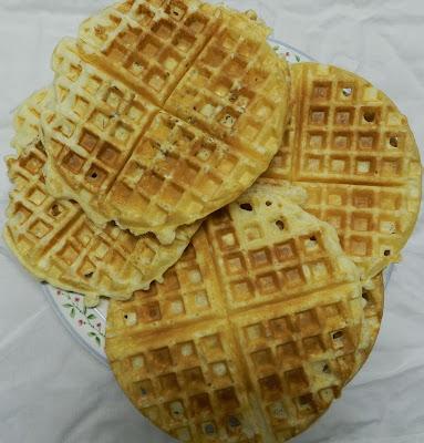 recipe: oh boy waffles