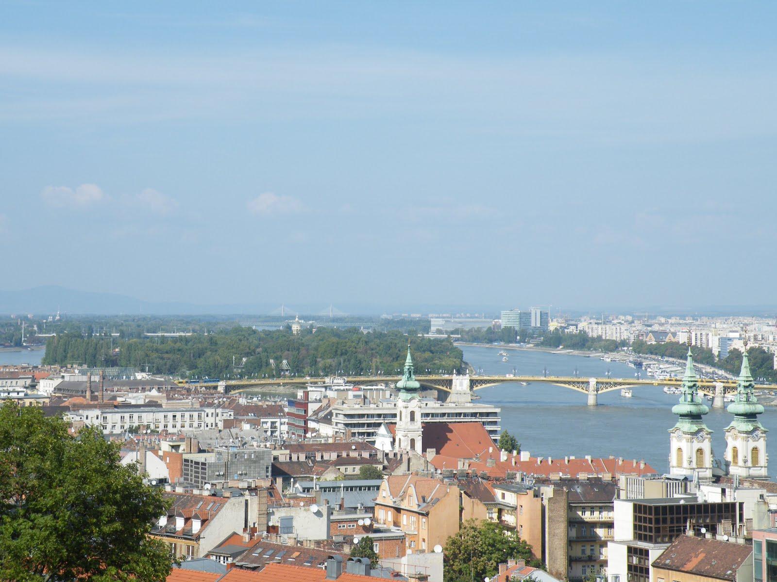 Tuna nehri-Budapeste