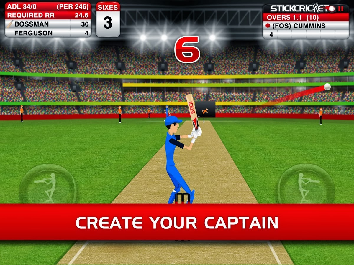 Stick Cricket Premier League Unlimited Money