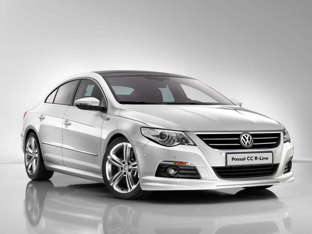 Volkswagen Passat CC 2012 - AutoCar News