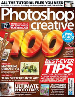 Photoshop Creative Magazine Issue 100 2013