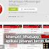 Alternatif Whatsapp, WhatGapo, aplikasi pesanan berciri Kelantan