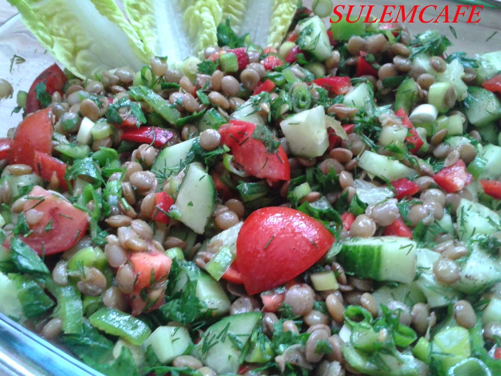 diyet salatasi, diyet yemegi