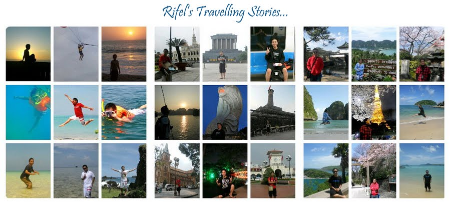 Rifel's Traveling Stories...