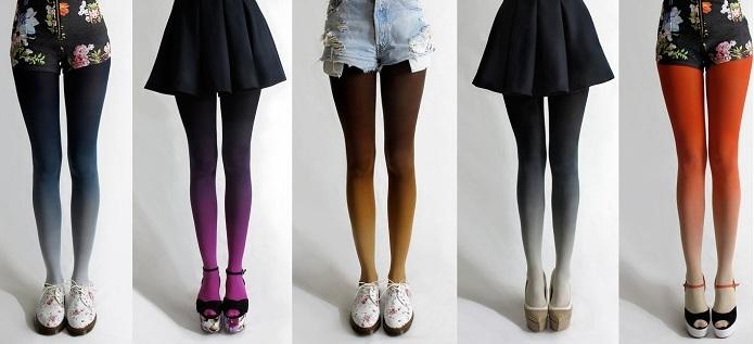 Cách mua quần tất dành cho bạn gái