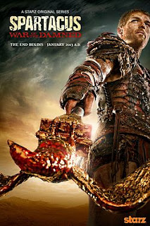 ver Spartacus war of the Damned online