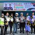 Satlantas Polres Gresik Gelar Sosialisasi Millennial Road Safety Festival
