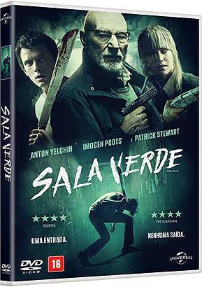 Filme Poster Sala Verde