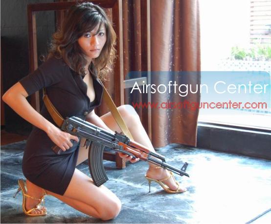 Pusat Airsoft Gun Murah Di Jakarta