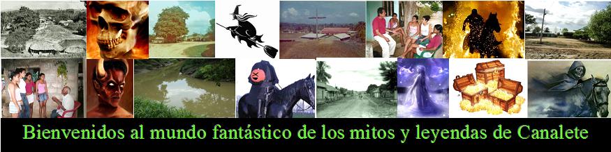 MITOS Y LEYENDAS DE CANALETE