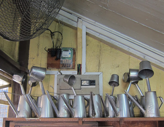 Old Coffee Pots