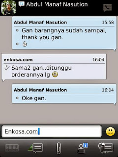 gambar testimoni enkosa.com toko online baju bola enkosa.com