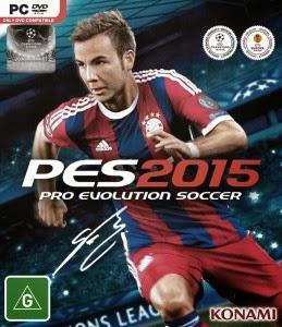 Pes 15 Pro Evolution Soccer 2015 Full indir Turkce