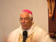 Arzobíspo de Tijuana Rafael Rómo Muñóz