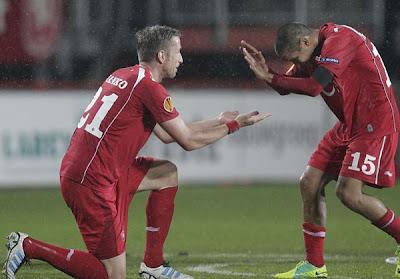 FC Twente 1 - 0 Fulham (2)