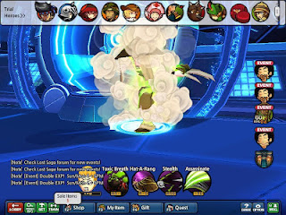 Cheat Lost Saga 18 Agustus 2012