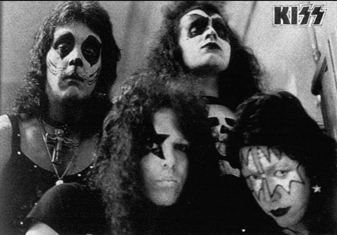 70s kiss