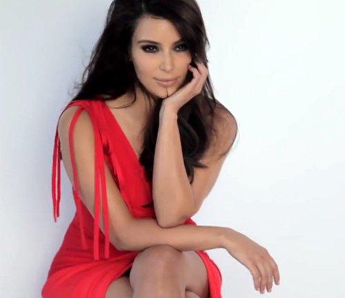 Kim Kardashian Covers InStyle UK August 2012 » Gossip/Kim Kardashian