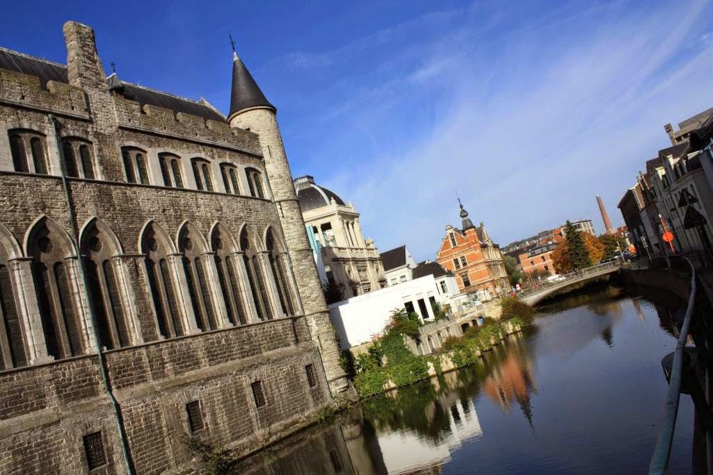 Duivelsteen in Ghent