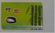 sabun arang dari serat bambu flier