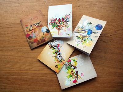 Artist Jo Cheung's Etsy store