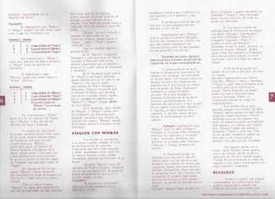 manual del teg hojas 6 y 7