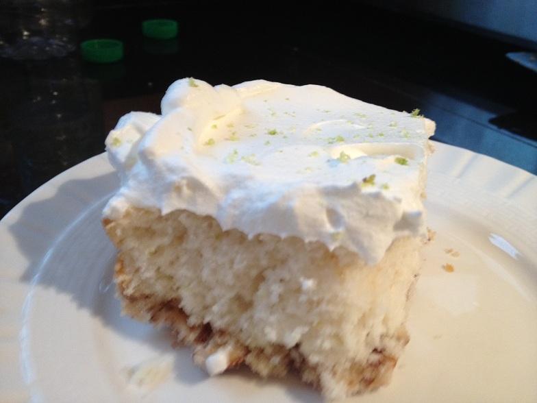 Margarita Cake Recipe Pretzel Crust