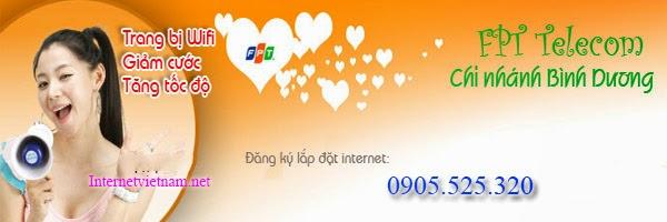 Đăng Ký Lắp Đặt Wifi FPT Thủ Dầu Một