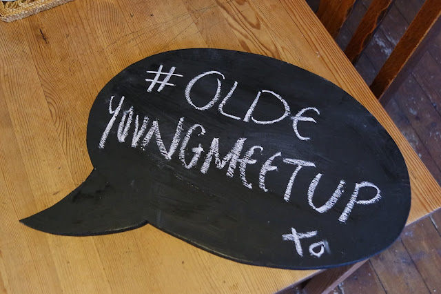 #OldeYoungMeetUp North East Bloggers
