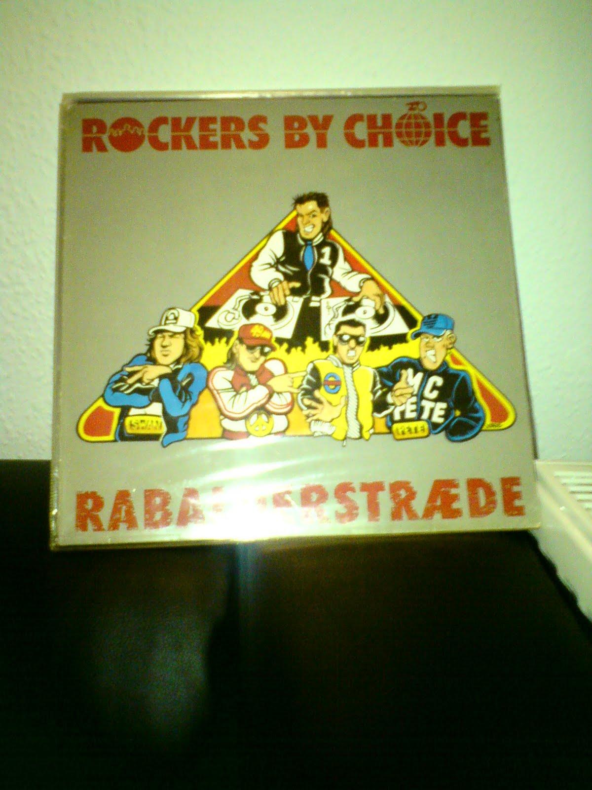 Rockers By Choice Opråb! Til Det Danske Folk