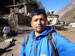 Trekking guide Naba