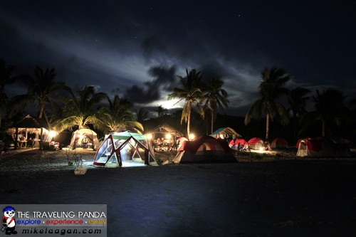 Calaguas at Night