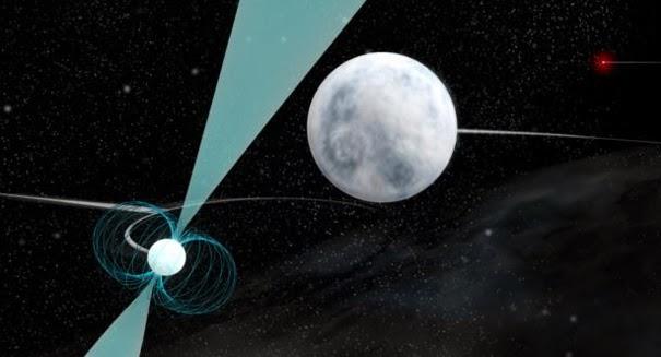 Sistema com três estrelas desafia relatividade de Einstein