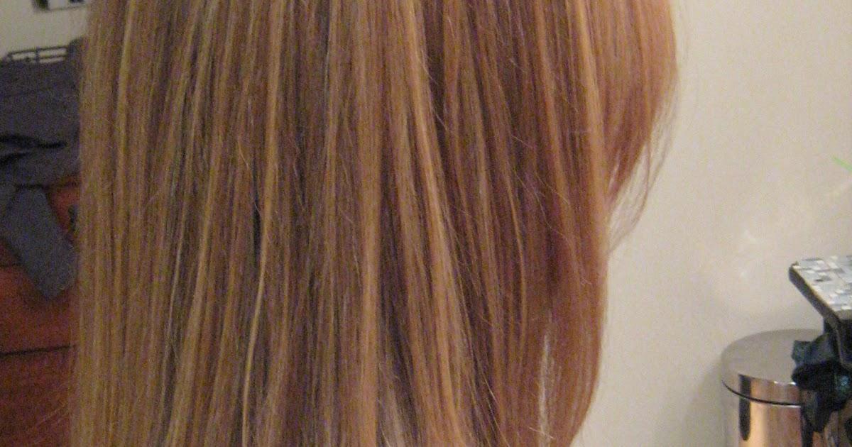 Highlighting Hair Natural Looking