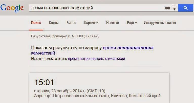 Особенности адресной строки Google Chrome