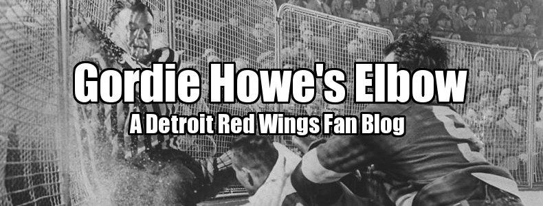 Gordie Howe's Elbow