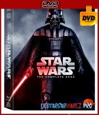 Saga Star Wars DVDRip Latino