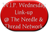 W.I.P. Wednesday Link-Up