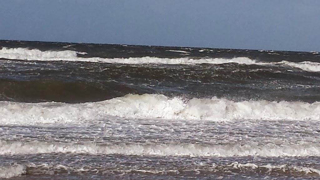 Orkan Niklas an der Ostsee