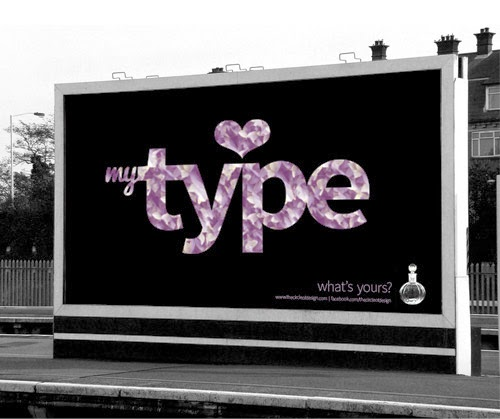 Love My Type - Type illustration services