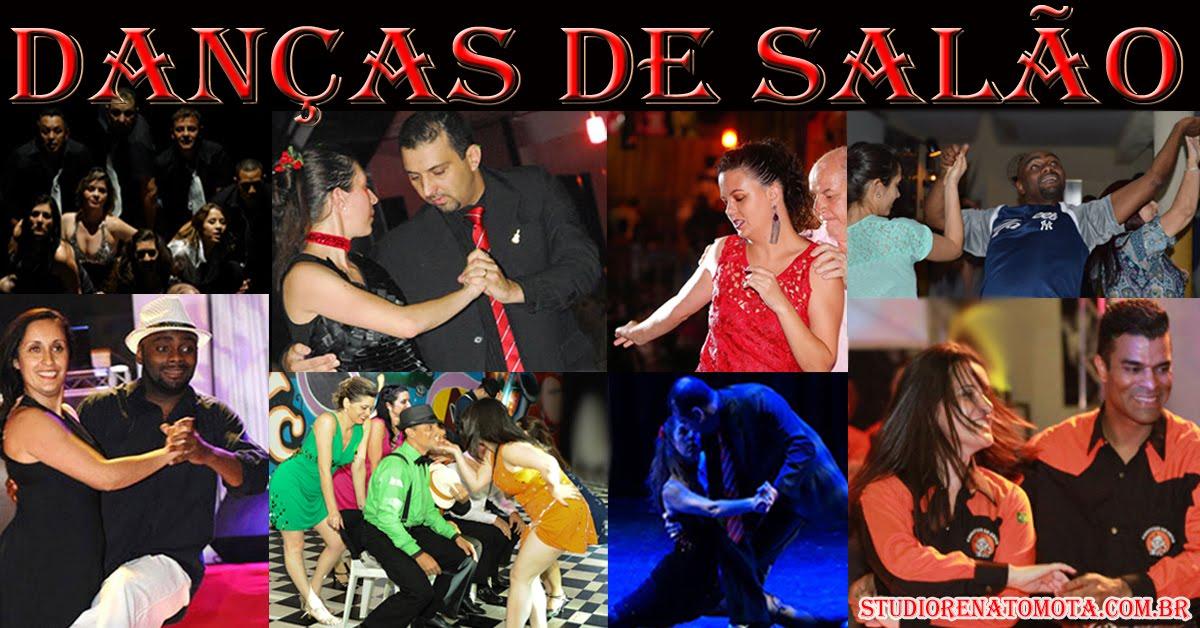 Aulas e cursos de Danças de Salão.