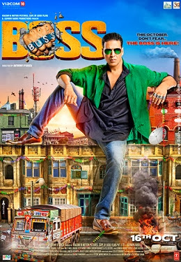 Boss (2013) 1CD TSRip XviD Exclusive