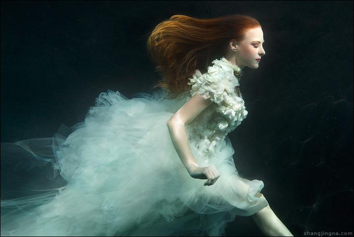 Motherland Chronicles #39 - Underwater | Zhang Jingna ...