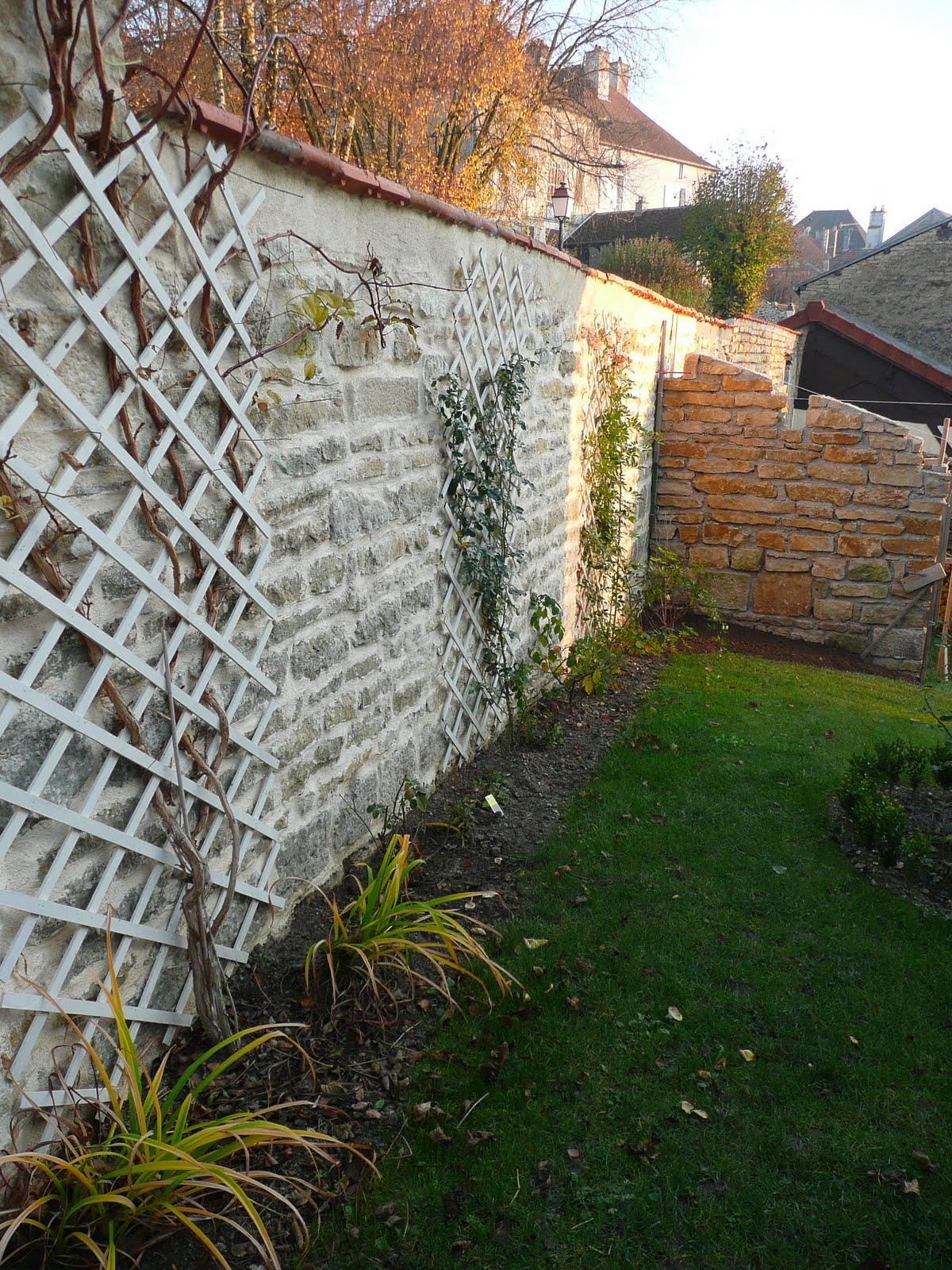 Notre jardin secret j 39 ai pas attendu la sainte catherine for Jardin secret 78