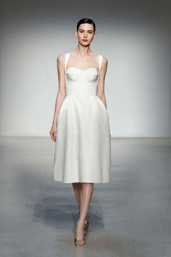 Amsale Fall 2013 Bridal Collection