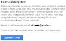 Membuat akun email